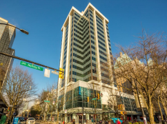 BC, Vancouver - Robson Square (Regus) Ctr 4025, Vancouver - V6Z 1S4
