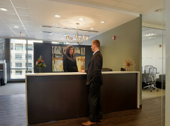 VA, Arlington - Ballston (Regus) Ctr 3617, Arlington - 22203