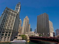 IL, Chicago-CBD - River North (Regus) Ctr 1454, Chicago - 60611