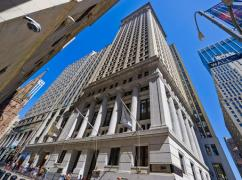 NY, New York City - Wall Street (Regus), New York - 10005