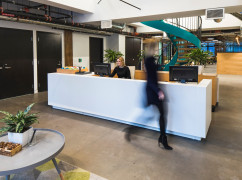 NY, Brooklyn - Spaces Dumbo (Regus) Ctr 5000, New York - 10005