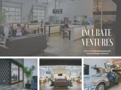 Incubate Ventures, Carlsbad - 92011