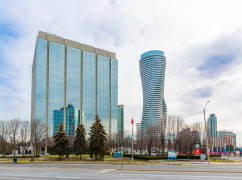 ON, Mississauga - Robert Speck 2 (Regus) Ctr 950, Mississauga - L4Z 1H8