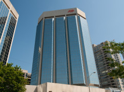 ON, Toronto - Islington Station (Regus) Ctr 2011, Etobicoke - M8X 2X9
